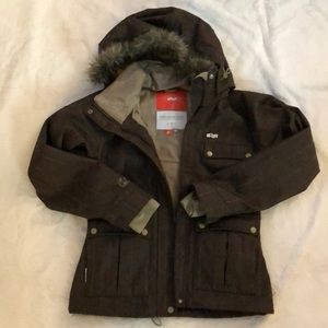 Beautifu Ski/snowboard Four Square jacket size xs